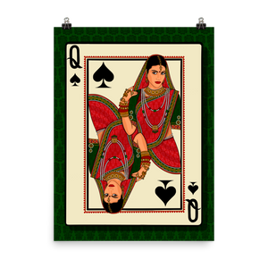 Queen of Spades - Poster