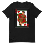 Queen of Hearts - Short-Sleeve Unisex T-Shirt