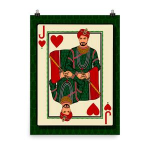 Jack of Hearts - Poster