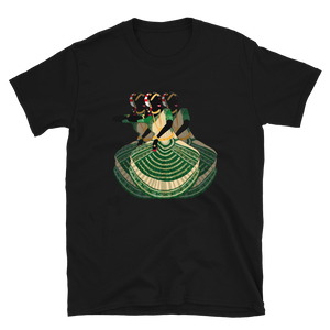 Dancing Queen: Bharatanatyam - Short-Sleeve Unisex T-Shirt