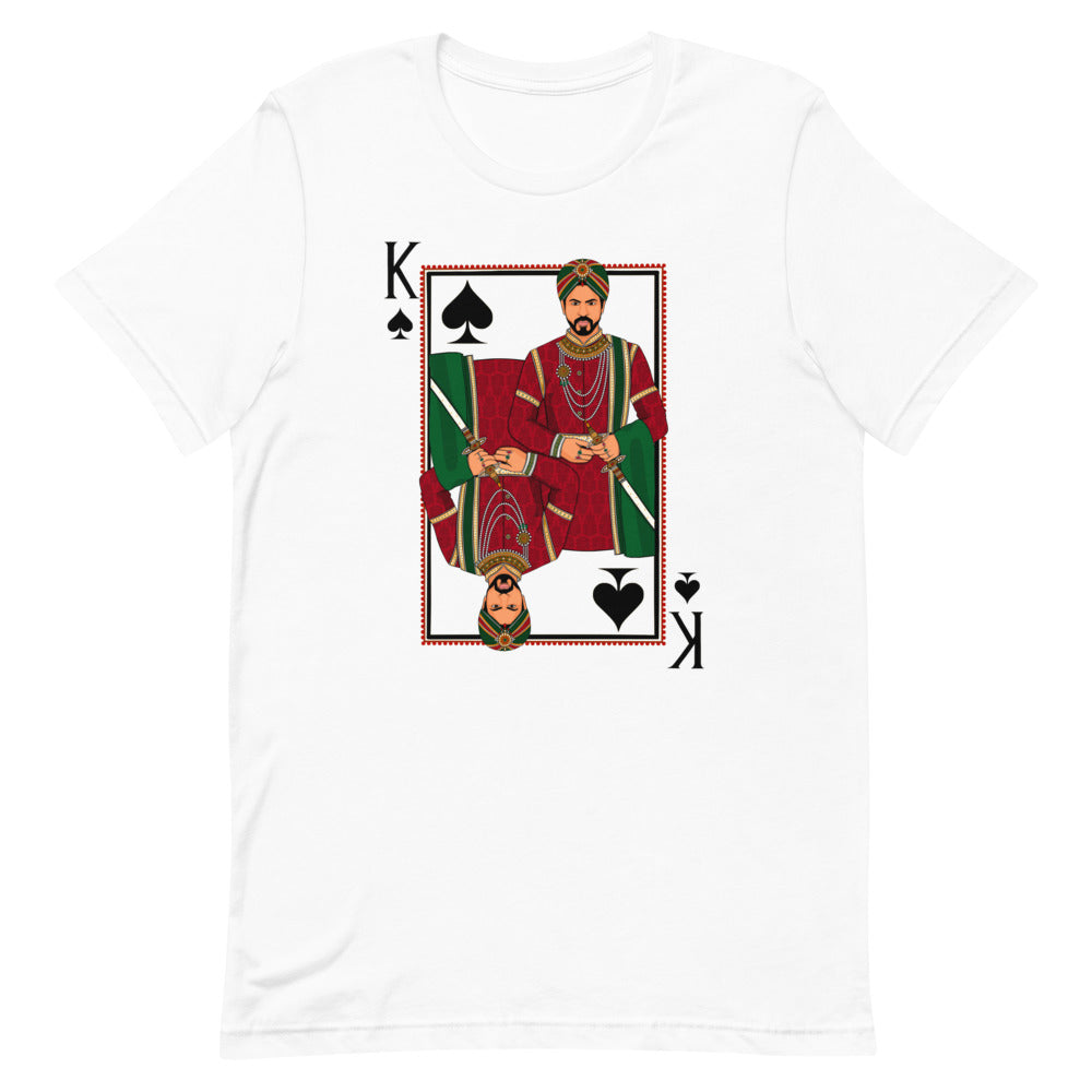 King of Spades - Short-Sleeve Unisex T-Shirt
