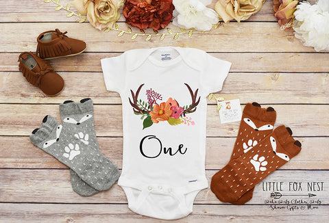 Mama Bear and Baby Bear Shirt Set, Boho Outfit