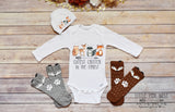 Cutest Critter Onesie, Cutest Critter, Baby Boy Clothes, Baby Boy Onesie