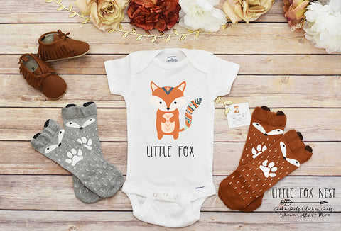 Fox Knee Socks, Fox Leg Warmers
