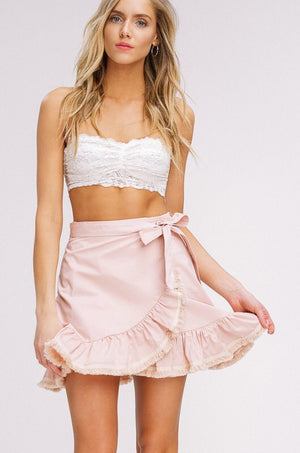 One & Only Ruffle Skirt