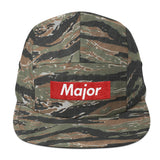 Major Five Panel Cap