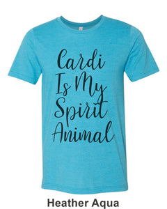 Cardi Is My Spirit Animal Unisex Short Sleeve T Shirt - Wake Slay Repeat
