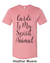 Load image into Gallery viewer, Cardi Is My Spirit Animal Unisex Short Sleeve T Shirt - Wake Slay Repeat
