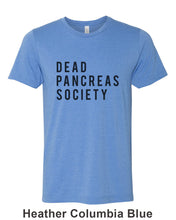 Load image into Gallery viewer, Dead Pancreas Society Unisex Short Sleeve T Shirt - Wake Slay Repeat