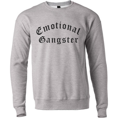 Emotional Gangster Unisex Sweatshirt - Wake Slay Repeat