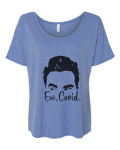 Load image into Gallery viewer, Ew, Covid. Slouchy Tee - Wake Slay Repeat