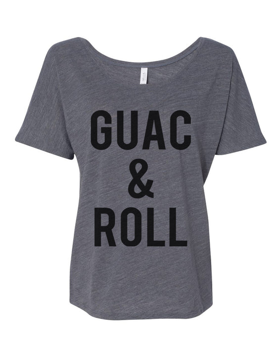 Guac & Roll Slouchy Tee