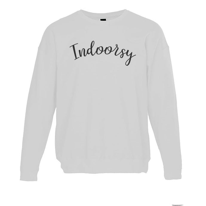 Indoorsy Unisex Sweatshirt - Wake Slay Repeat