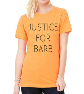 Halloween Shirt Justice For Barb Unisex T Shirt - Wake Slay Repeat