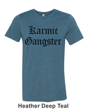 Load image into Gallery viewer, Karmic Gangster Unisex Short Sleeve T Shirt - Wake Slay Repeat