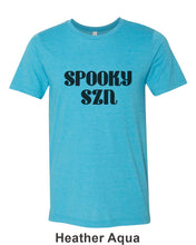 Load image into Gallery viewer, Spooky Szn Unisex Short Sleeve T Shirt - Wake Slay Repeat