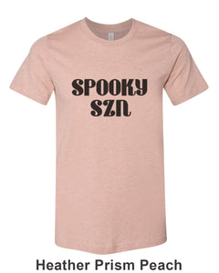 Spooky Szn Unisex Short Sleeve T Shirt - Wake Slay Repeat
