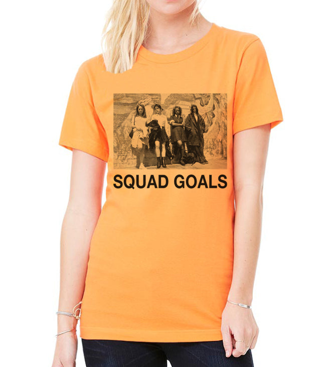 Halloween Shirt The Craft Squad Goals Unisex T Shirt - Wake Slay Repeat