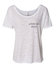 Load image into Gallery viewer, a little bit alexis Pocket Slouchy Tee - Wake Slay Repeat