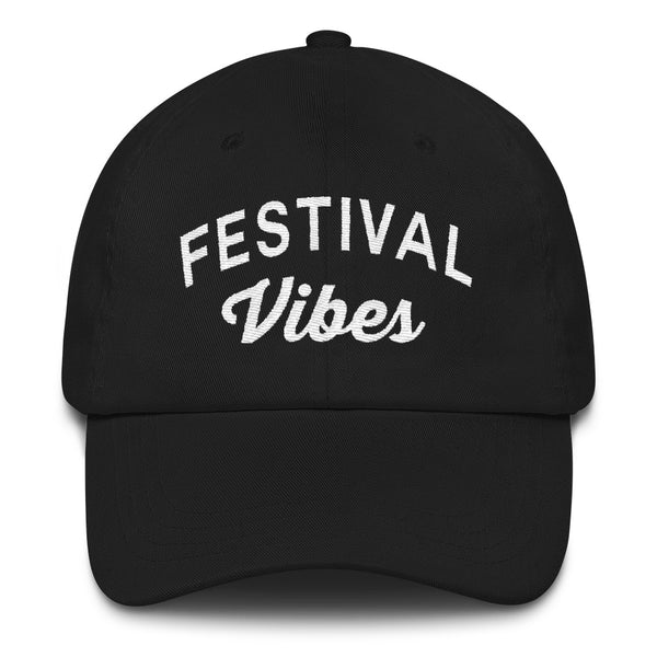 Festival Vibes Dad Hat