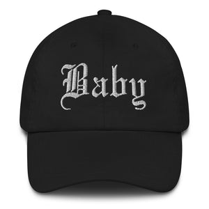 Baby Got Back Dad Hat - Wake Slay Repeat