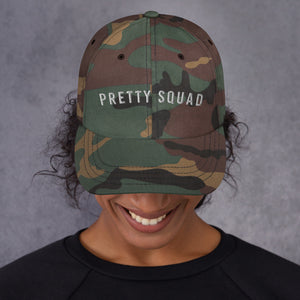 Pretty Squad Dad Hat
