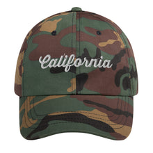 Load image into Gallery viewer, California Knows How To Party Dad Hat - Wake Slay Repeat