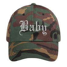 Load image into Gallery viewer, Baby Got Back Dad Hat - Wake Slay Repeat
