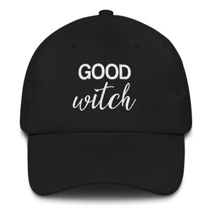 Good Witch Dad hat - Wake Slay Repeat