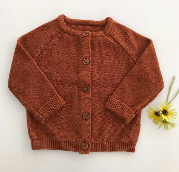 Terracota Cardigan