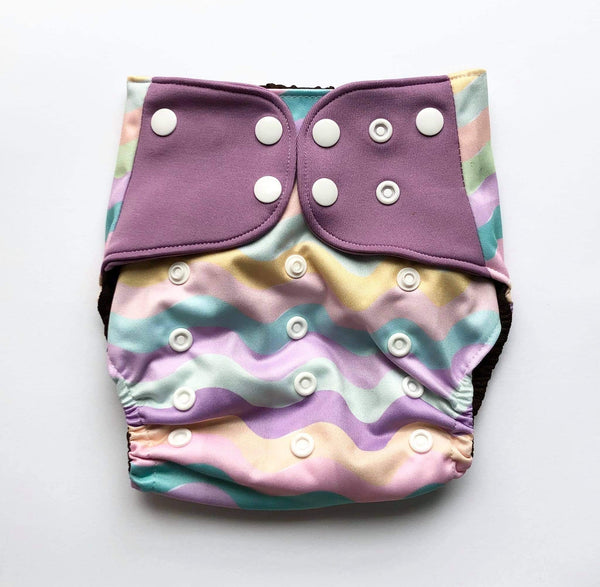 """Groovy"" Pocket Reusable Nappy"