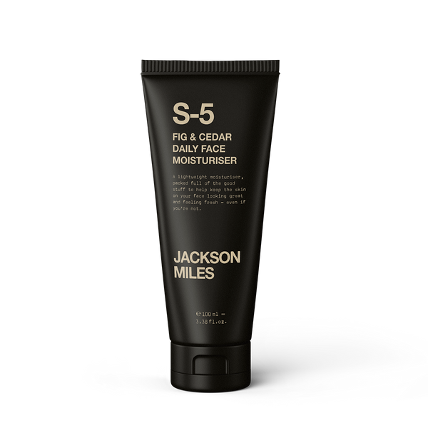 S-5 Fig & Cedar Daily Face Moisturiser