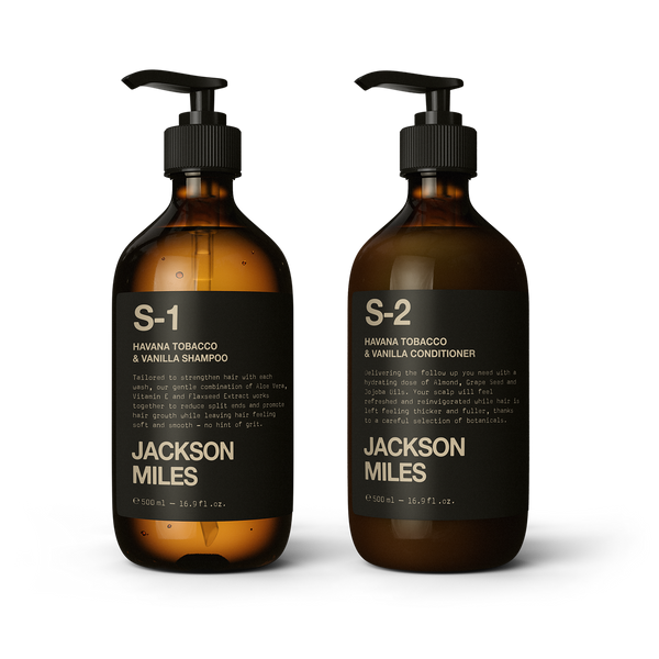 Hair Care Kit- Mens Shampoo & Conditioner Gift Pack