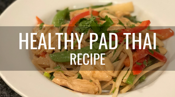 Healthy Pad Thai Recipe by Propello Life