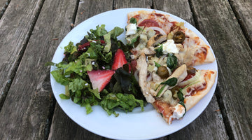 Propello Life Healthy Recipe Blog Make Your Own Pizza