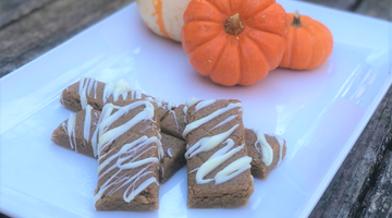 propello life natural supplements healthy recipe pumpkin pie protein bar