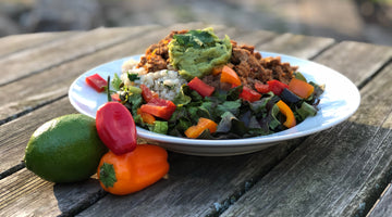 Healthy Taco Tuesday Salad