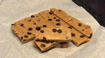Propello Life healthy recipe The Perfect Peanut Butter Cookie Dough Protein Bar
