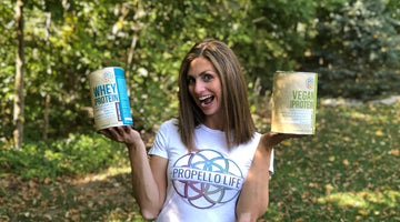 Is Whey Protein or Vegan Protein Best for Me?