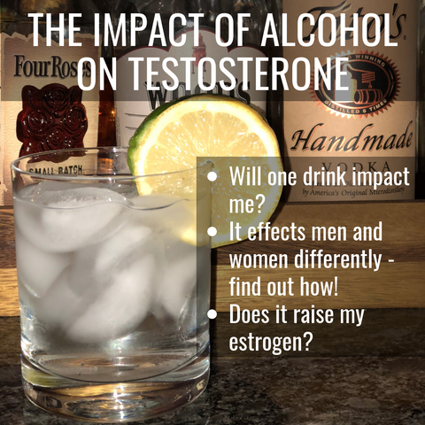 Propello Life blog the impact of alcohol on testosterone