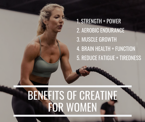 propello life blog on benefits of creatine for women