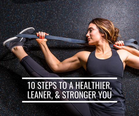 propello life blog 10 steps to a healthier, leaner, stronger you