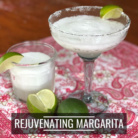 propello life rejuvenating margarita made with the best vegan amino acids