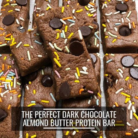 propello life healthy recipe the perfect dark chocolate almond butter protein bar