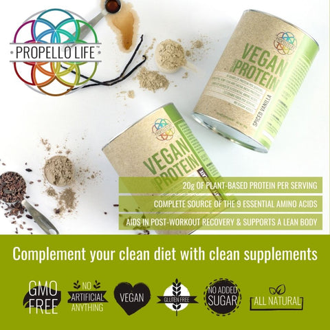 propello life vegan protein is the best plant based protein natural supplement