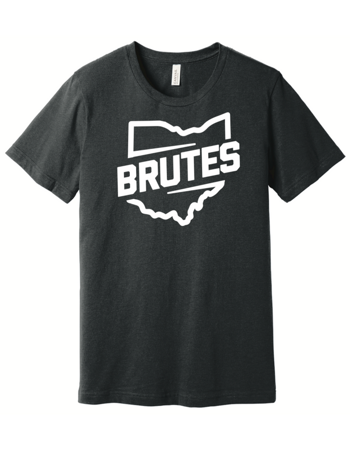 Propello Life & Ohio Brutes Men's Soft T-Shirt