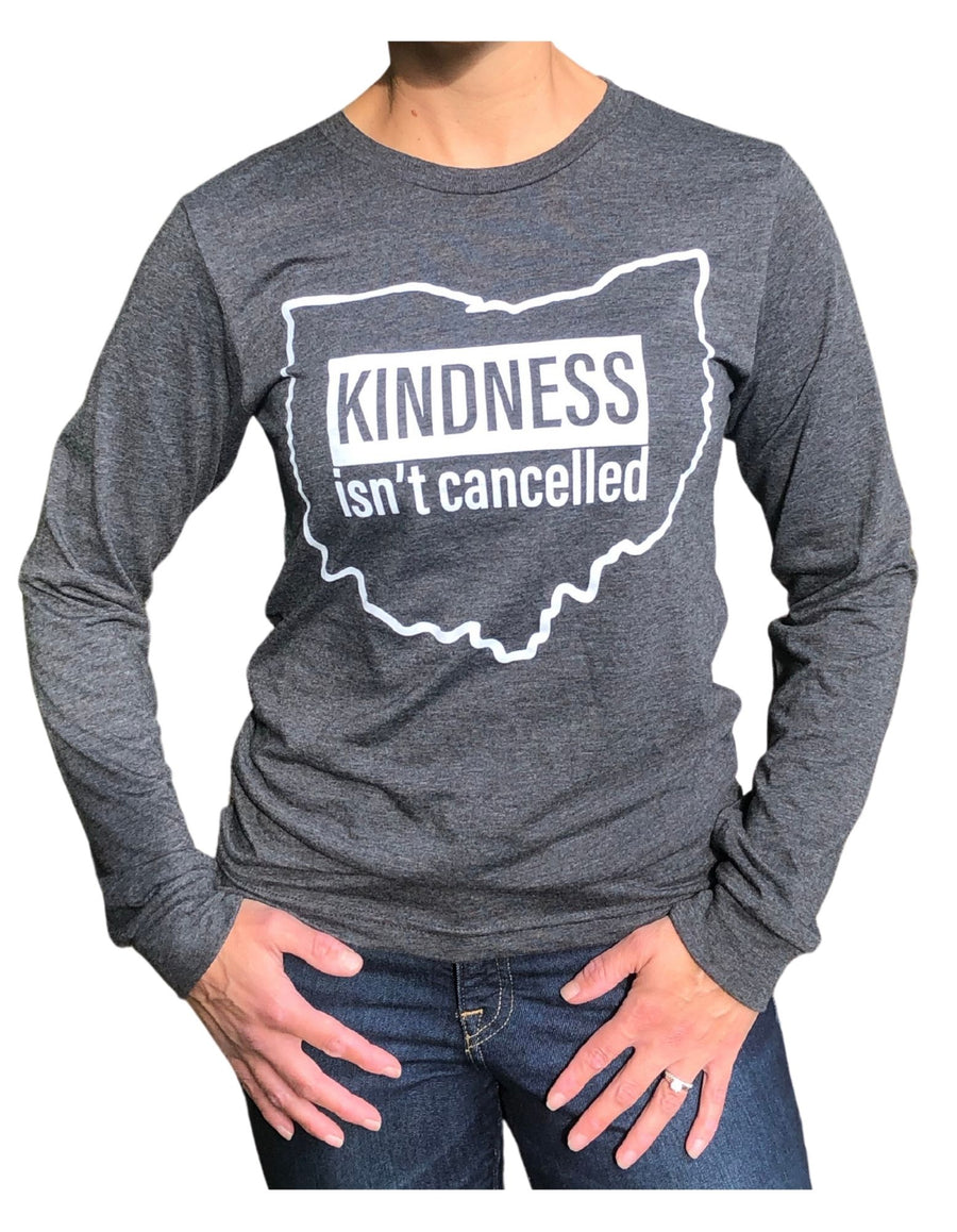 Propello Life and Feed The Kids Columbus long sleeve tee front