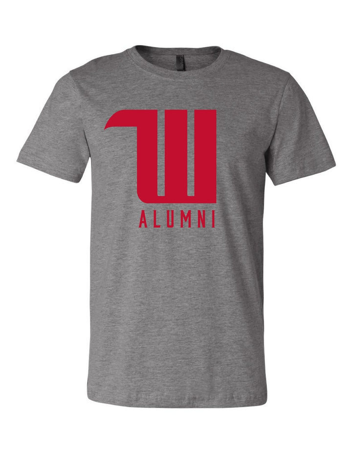 "Propello Life Wittenberg University  ""W Alumni"" - Adult Unisex Soft T-Shirt"