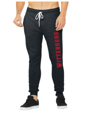 Wittenberg University super soft fitted joggers