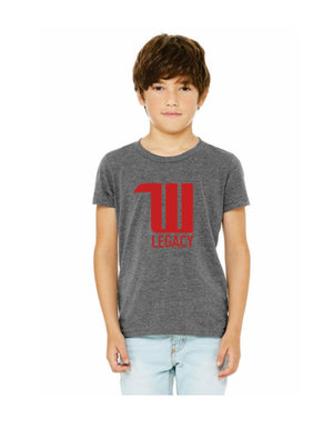 Propello Life and Wittenberg University Youth Unisex Soft T-Shirt front